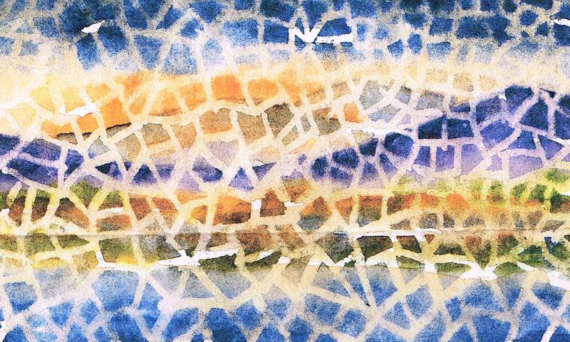 Jenny Knox Mosaic Effect