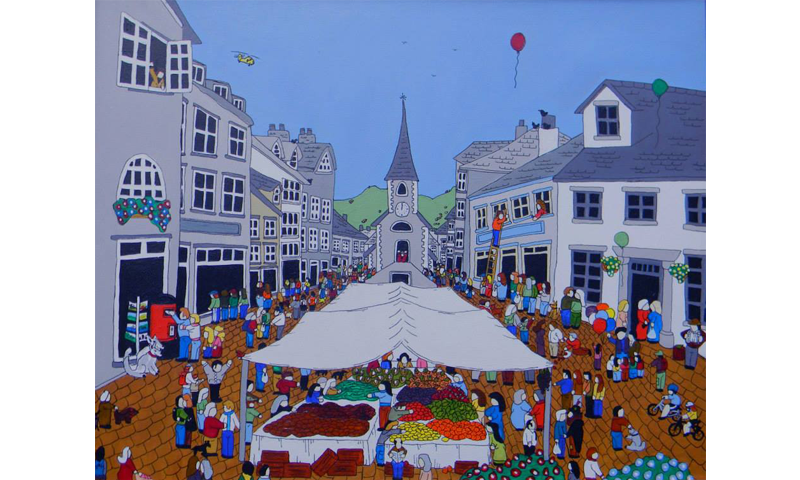 Jonathan Hunter - Keswick Marketplace