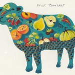 Alison Bell - Fruit Baa'sket