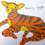 BOUNCY TIGGER LAMB